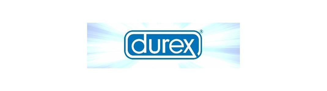Preservativos de marca Durex. Marca Líder
