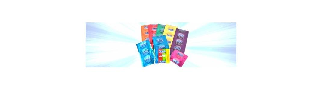 Elige tus preservativos de la marca Durex