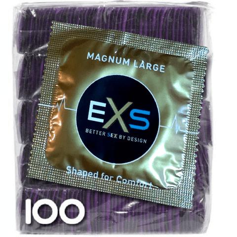Exs Magnum Large XL 100 condones