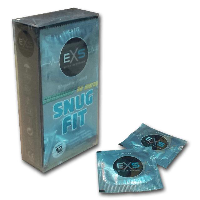 Exs Snug Fit XS Más Estrechos 12 preservativos