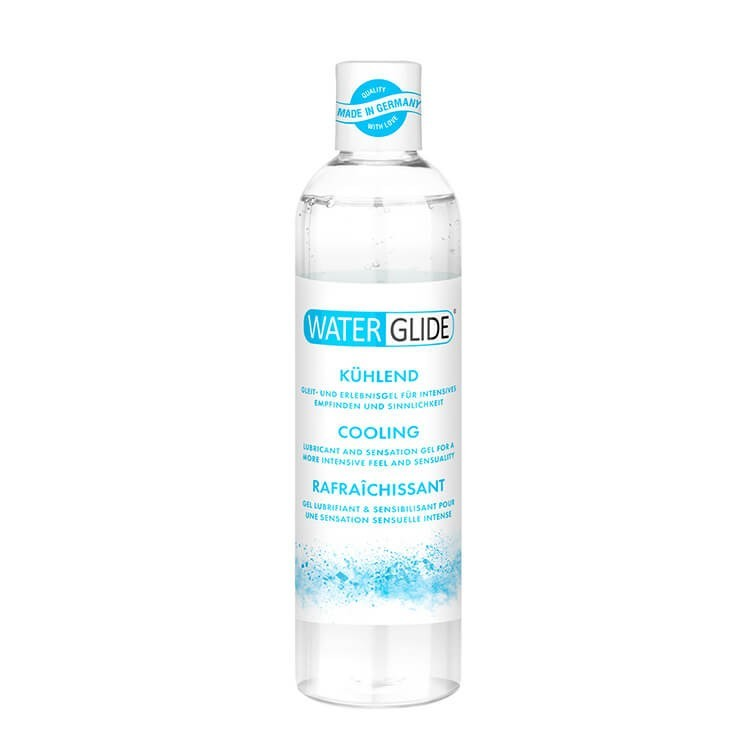 Waterglide Lubricante Cooling / Frescor 300ml