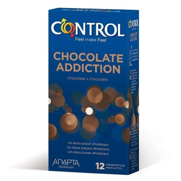 Control Chocolate Adapta -12 unidades-