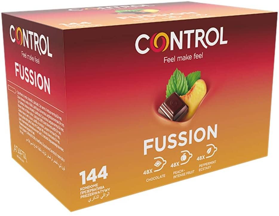 Control Adapta Fussion 144 unidades
