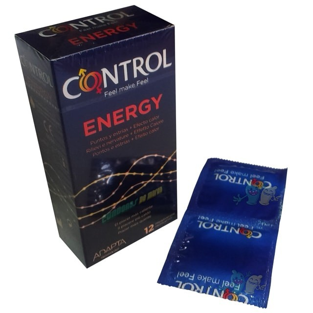 Control Energy Adapta -12 unidades-