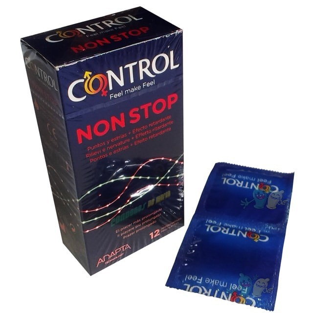 Control Non Stop Adapta -12 unidades-